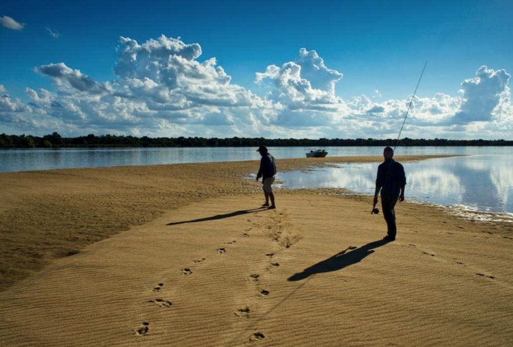 Pesca nell'Alto Paranà