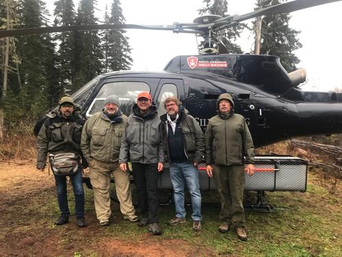 Pesca alle Steelhead in British Columbia - 10