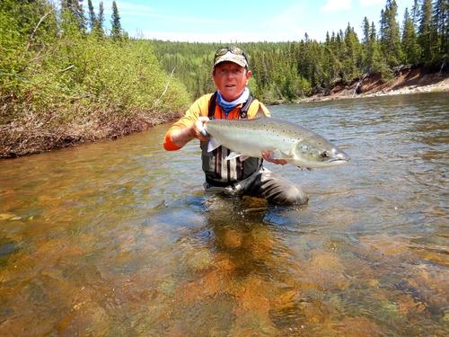 Pesca in Canada