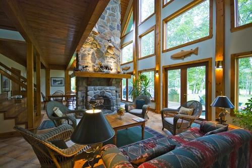 Salone Main Lodge