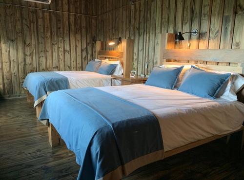 Una camera del Lodge Suinà