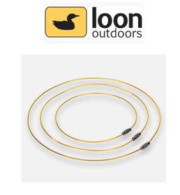 LOON BENCH RINGS - 1
