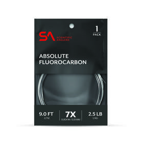 SCIENTIFIC ANGLERS ABSOLUTE FLUOROCARBON LEADER - 3