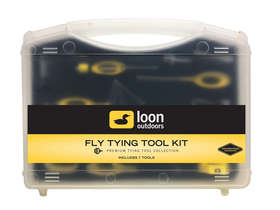 fly tying tool kit box front
