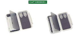 C&F DESIGN WATERPROOF TUBEFLY CASE LARGE - 1