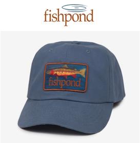 FISHPOND LECOQELTON TROUT HAT - 1
