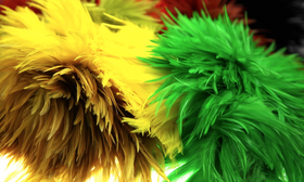 ROOSTER SADDLE FEATHERS - 1