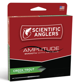 SCIENTIFIC ANGLERS AMPLITUDE SMOOTH CREEK TROUT - 5
