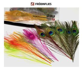 FRODIN FLIES PEACOCK EYE - 1
