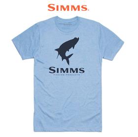 SIMMS TARPON LOGO T SHIRT - 1