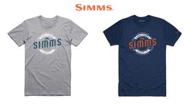 SIMMS WADER MT T SHIRT - 1
