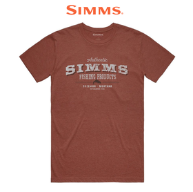 SIMMS WORKING CLASS T SHIRT  - 1