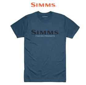 SIMMS LOGO T SHIRT - 1