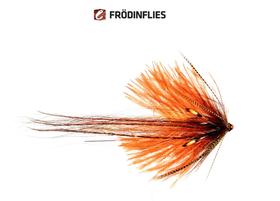 FRODINFLIES BUTTERFLY SERIE Fiery Brown - 1