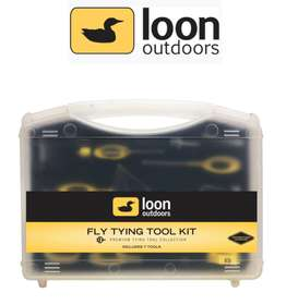 LOON COMPLETE FLY TYING TOOL KIT - 1