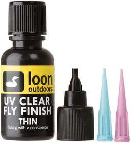 uv clear fly finish thin half oz